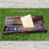 WOODEN BOX FOR ROMAN RUDIS