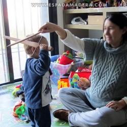 Espada para niño